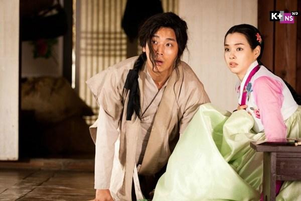 Diễn viên Ju Ji-hoon trong phim Tráo thân đổi phận