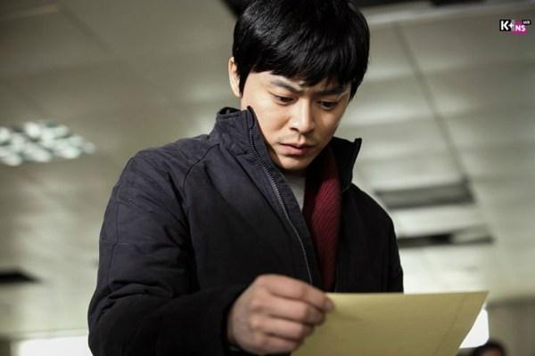 Jo Jung Suk trong phim Lương tâm người làm báo