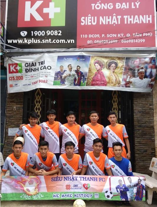 Siêu Nhật Thanh FC
