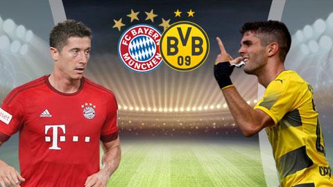 Nhận định bóng đá Bayern vs Dortmund, 23h30 ngày 31/3: Chờ phút giây đăng quang