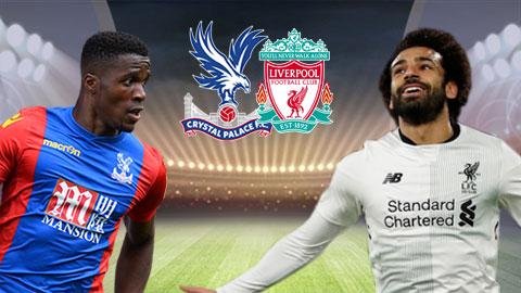 Nhận định bóng đá Crystal Palace vs Liverpool, 18h30 ngày 31/3: Lữ đoàn đỏ hụt bước