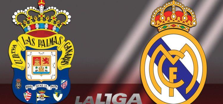 23h30 tối nay, trực tiếp Las Palmas vs Real Madrid
