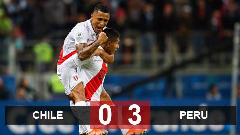 [Copa America 2019] Biến Chile thành cựu vương, Peru hiên ngang vào chung kết gặp Brazil
