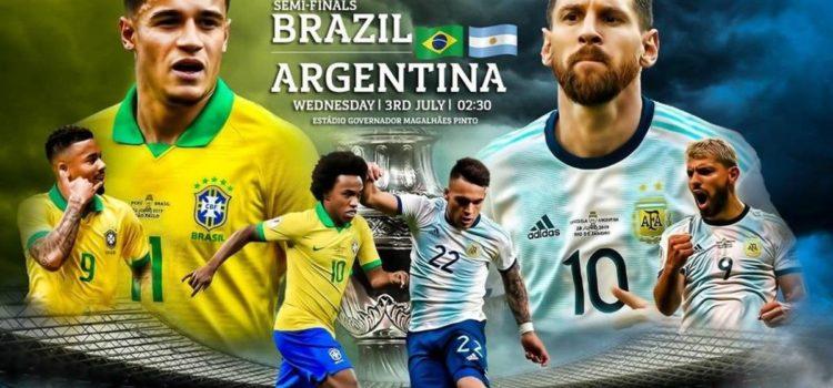 [Copa America 2019] Nhấn chìm Argentina, Brazil vào chung kết