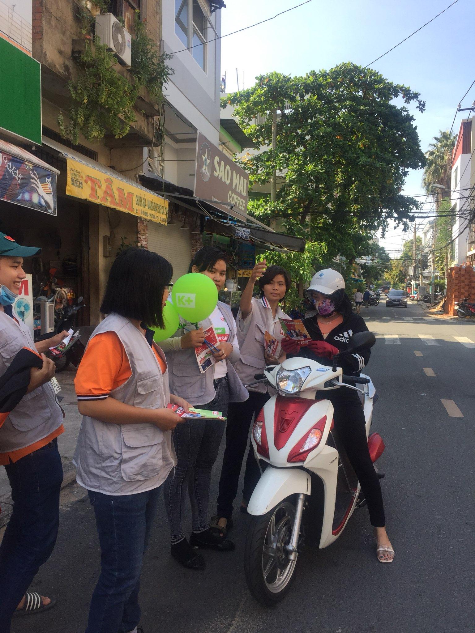 Ra quân roadshow chuẩn bị trận đấu Việt Nam – Indonesia